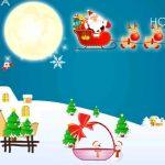 Lập trình Scratch: Trò chơi hứng quà Giáng sinh