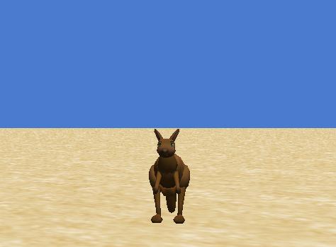 Kangaroo đã được thêm vào thế giới của bạn