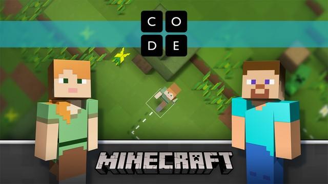 Minecraft lại chứng tỏ vai trò giáo dục bằng cách dạy trẻ em lập trình