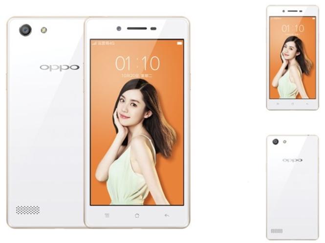 """Oppo ra mắt smartphone giá rẻ cấu hình """"bèo"""" A33"""