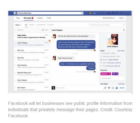 Facebook ra nhiều công cụ mới cho fanpage
