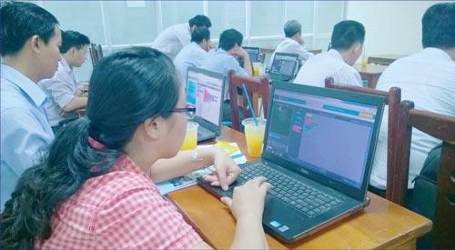 Hour Of Code tại Việt Nam - Dự kiến sẽ có rất nhiều học viên tham gia