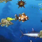 Mô phỏng trò chơi: Cá lớn ăn cá bé