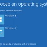 Cách cài đặt Windows 8/8.1 song song với Windows 7