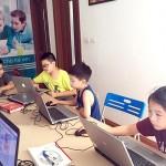 Hour Of Code trên trang báo Phụ nữ Việt Nam