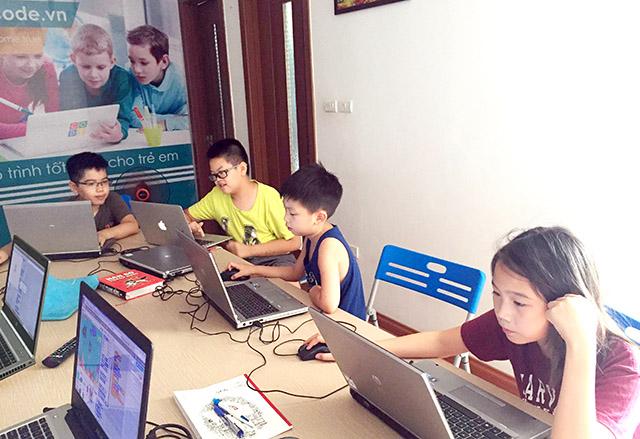 Hour Of Code | Địa chỉ học lập trình, tin học tốt nhất cho trẻ em