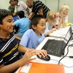 Khoa máy tính – Cơ hội đổi đời cho trẻ em
