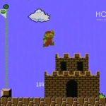 Trò chơi Mario cứu Công Chúa