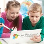 Những lợi ích khi trẻ em học lập trình