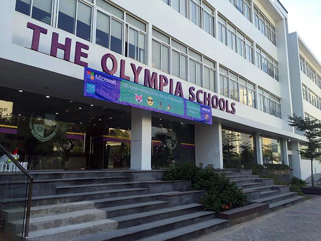Giờ lập trình tổ chức tại Olympia