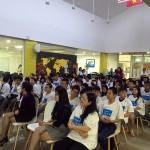 Giờ lập trình khơi dậy đam mê cho hàng trăm học sinh Olympia