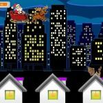 Trò chơi tặng quà Giáng Sinh của học sinh lớp 5