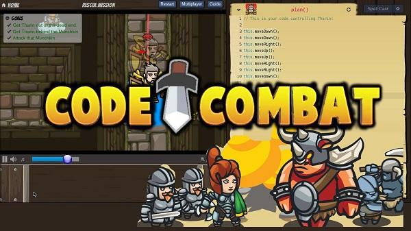 """Vừa học vừa chơi"" hiệu quả với Code Combat"
