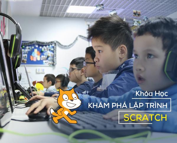 """Một khóa học lập trình game sẽ là """"người dẫn đường"""" giúp các em rèn luyện bản thân tốt hơn"""