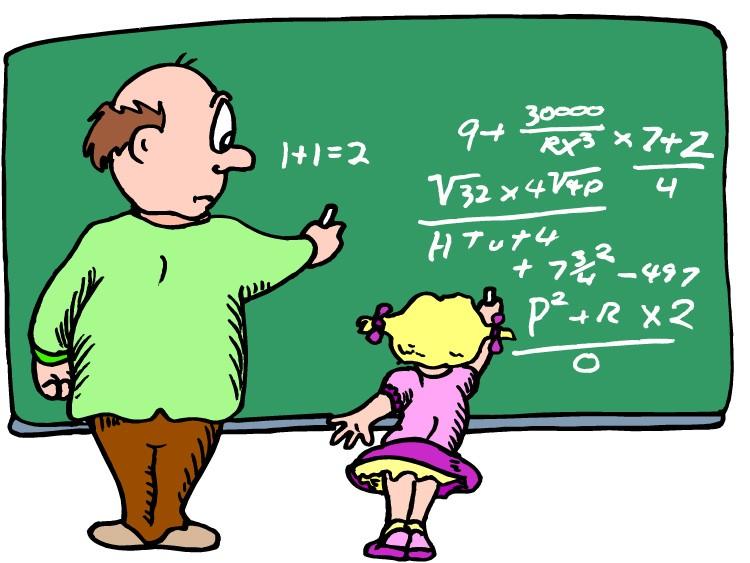 Nắm vững lý thuyết là điều kiện tiên quyết giúp bạn học toán tốt hơn