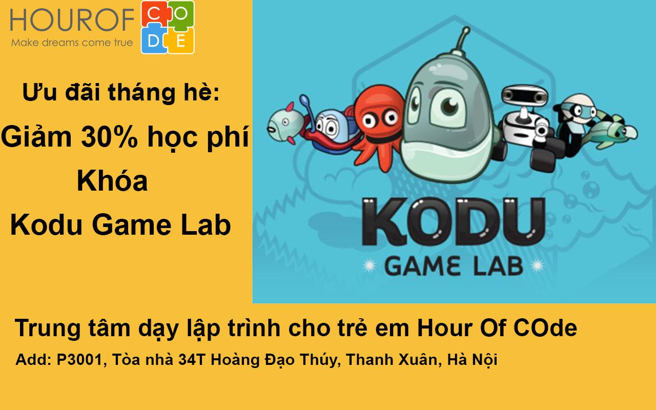 Kodu-Game-Lab