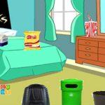 Sản phẩm cuôc thi lập trình cho trẻ em: Phân loại rác