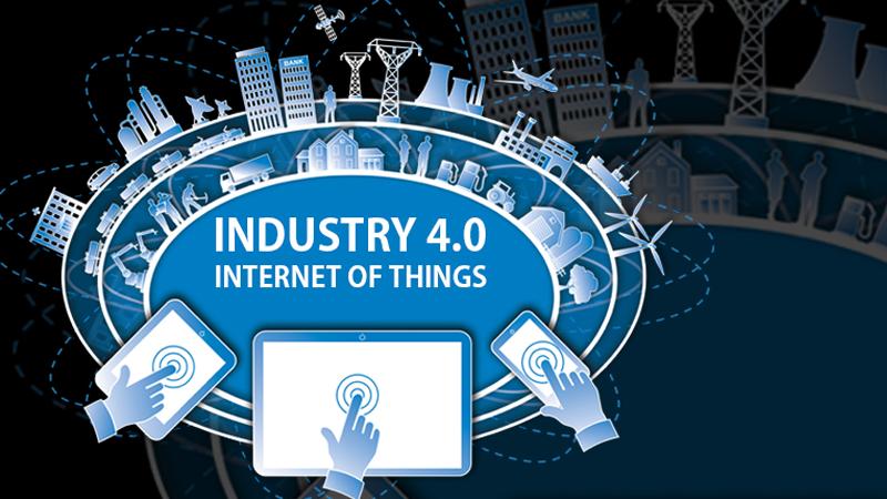 Cách mạng công nghiệp 4.0 đang bùng nổ mạnh mẽ trên toàn cầu