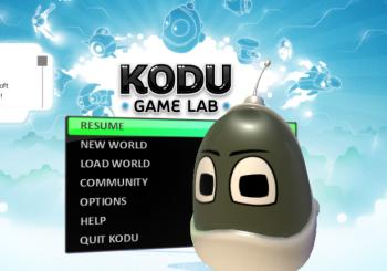 Khóa học lập trình kodu game lab