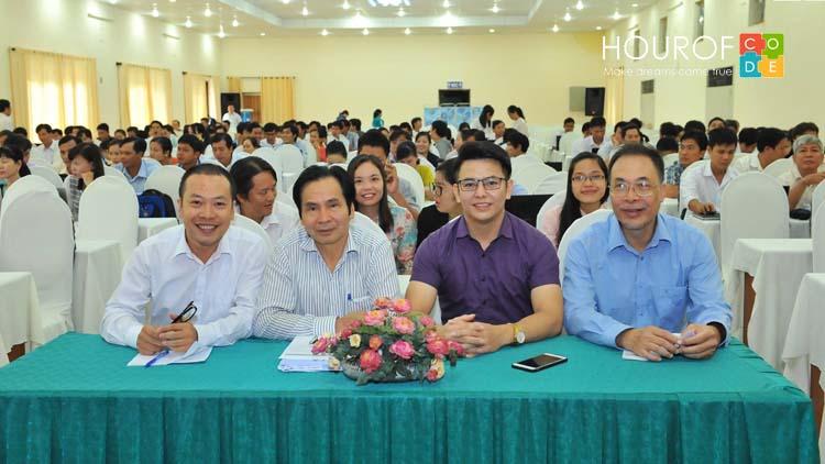 Lớp học tăng cường CNTT tại Thành Phố HCM