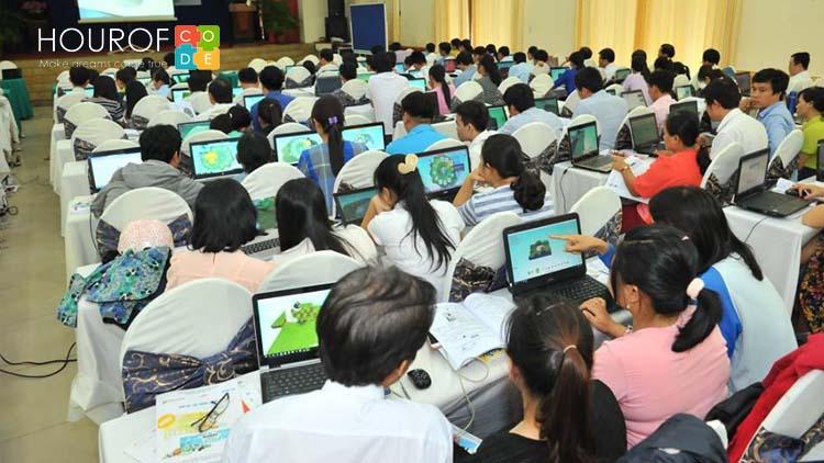 Lớp tập huấn tăng cường kỹ năng CNTT tại Đà Nẵng