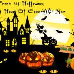 Cách thức tham ra Halloween tại HourOfCode