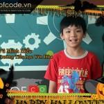 Sản phẩm học sinh: Halloween Vũ Minh Hiếu