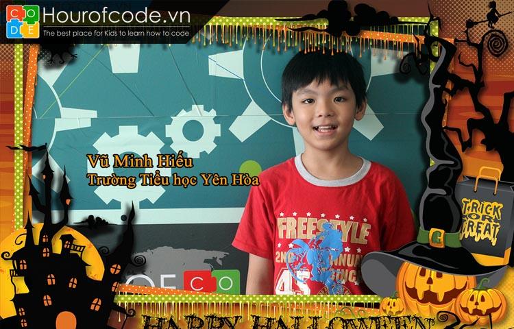 Lập trình cho trẻ em - Hour Of Code Vietnam
