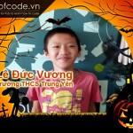 Sản phẩm học sinh: Halloween Lê Đức Vương