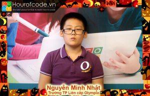 Hour Of Code Vietnam - Lập trình cho trẻ em