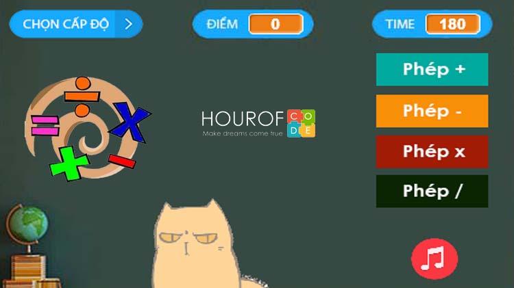 Hour Of Code Vietnam | Lập trình Scratch