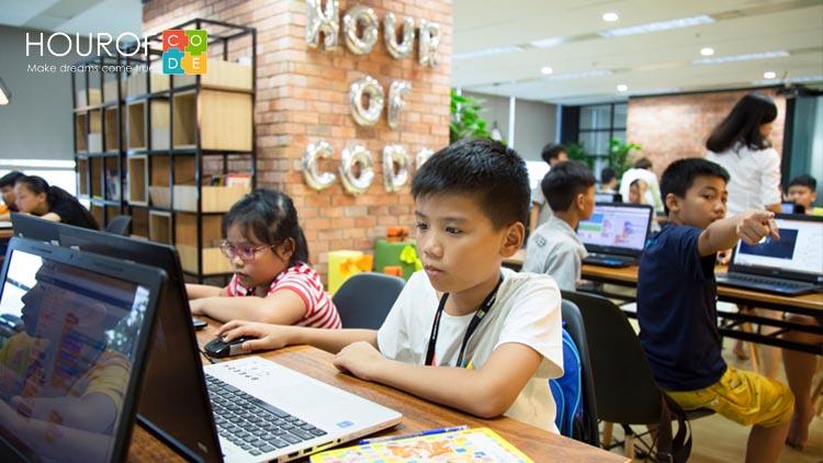 Ngôn ngữ lập trình của trẻ em