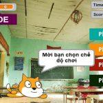 Học toán bằng lập trình Scratch