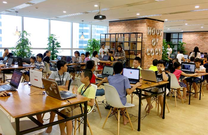 Hour Of Code Việt Nam