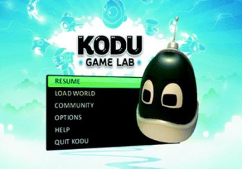 Khóa học Kodu Game Lab