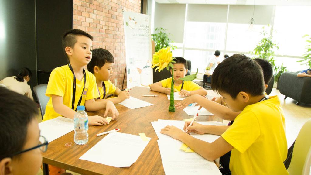 Kỹ năng số: Giúp trẻ thông minh hơn